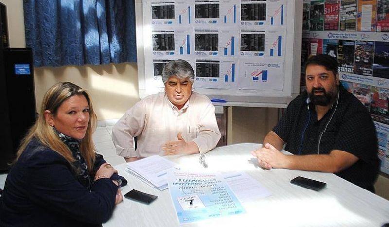 """Rigane no descartó paro nacional """"porque esto no se resuelve ni con uno bono de 2000 pesos"""""""