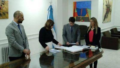 Mar Chiquita vuelve a tener juez de paz luego de siete años