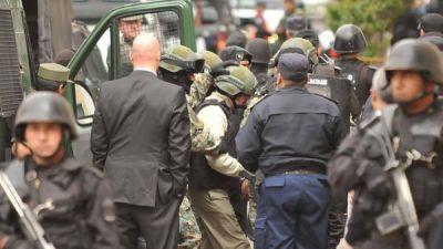 Jos� L�pez fue trasladado a Jujuy y se neg� a declarar