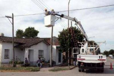 Gestionan el financiamiento por parte de Provincia para repotenciar la energía eléctrica en Quequén