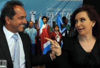 Según una encuesta, la dupla CFK-Scioli se impondría en el territorio bonaerense