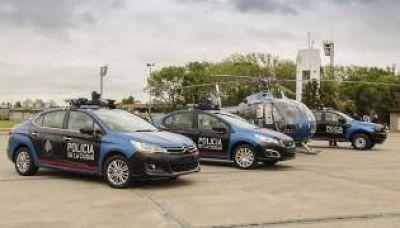 El FpV presentó su proyecto de Policía de la Ciudad
