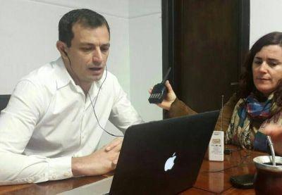 Bolívar como ejemplo en el 1º Encuentro Nacional de Intendentes