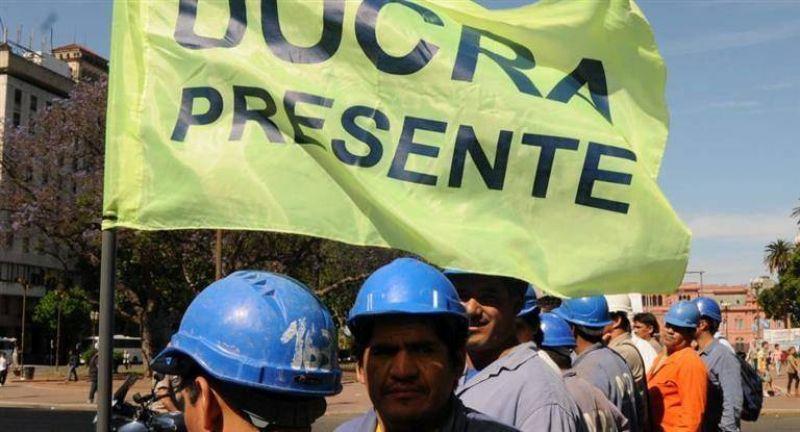 La UOCRA acord� aumento del 17% para el segundo semestre