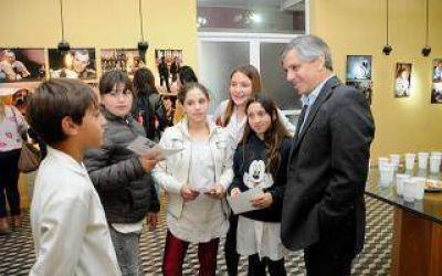 Britos encabezó la apertura de Prociencia 2016 en Chivilcoy