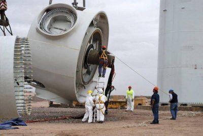 Sólo tres proyectos eólicos de Chubut obtendrían contratos con CAMMESA