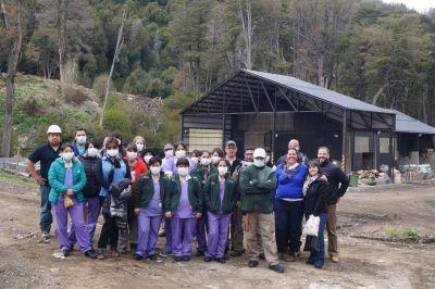 Capacitaron al personal de Bahía Manzano Resort en separación de residuos