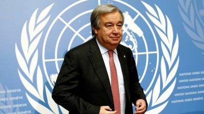 Antonio Guterres será el nuevo Secretario General de la ONU