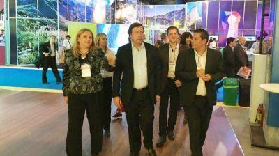 Río Negro fue protagonista de la Feria Internacional de Turismo