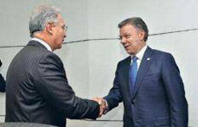Optimismo tras la cumbre Santos-Uribe