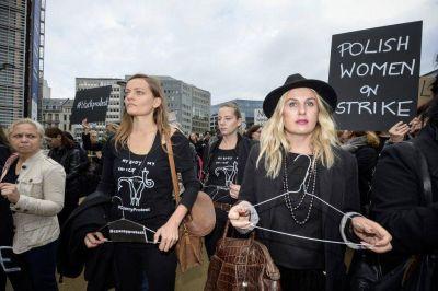 El Parlamento rechazó la prohibición casi total del aborto