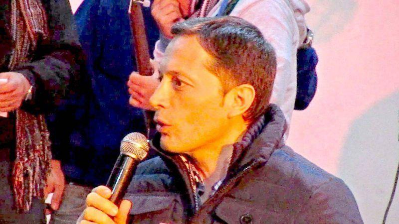 El intendente de Echeverría admite no cumplir la ley de paritarias municipales
