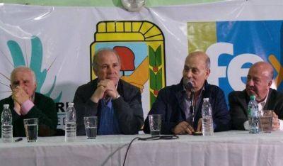 Venegas festejar� el D�a de la Lealtad con la gobernadora Vidal