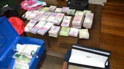 Allanan la casa de un ex vicegobernador fueguino por posibles conexiones con el empresario Carlos Tomeo