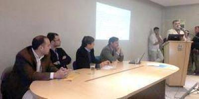 El Coordinador del Plan Belgrano se reunió con empresarios