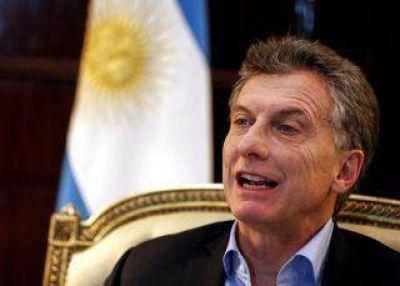 Estamos trabajando con Peppo, dice Macri que prepara anuncios para hoy