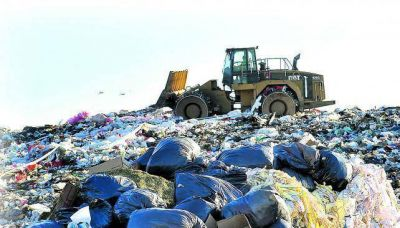 Posesi�n del predio de la basura, en conflicto