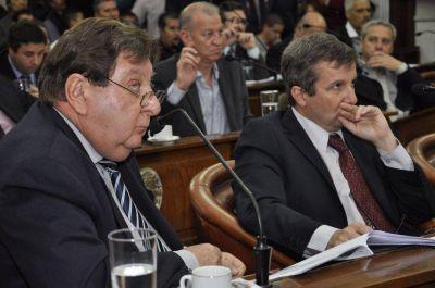 """El senador Kisser afirmó que """"nunca se debería haber aplicado la Ley de la Madera"""""""