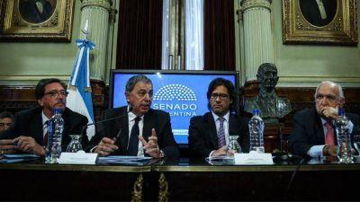 Senador entrerriano acompaña nuevas reformas al Código Procesal Penal