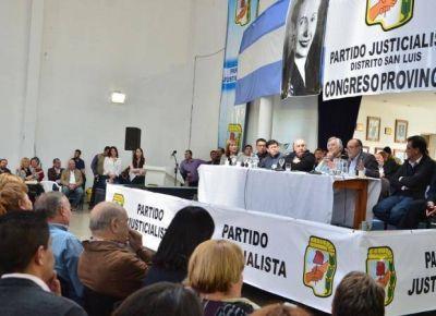 La Junta Electoral del PJ proclama hoy a las autoridades partidarias
