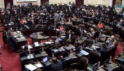 La Cámara de Diputados rindió homenaje al Cura Brochero