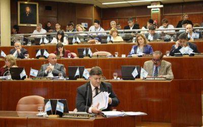 El blanqueo fue aprobado por unanimidad por Diputados