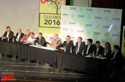 Empezó en Quilmes un cónclave internacional sobre adicciones