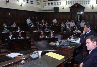 Para tratar el Presupuesto, el PJ le marcó la agenda a Alfredo Cornejo