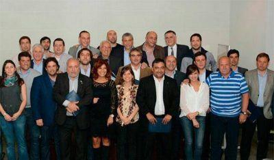 Raverta participó de un nuevo encuentro por el presupuesto bonaerense