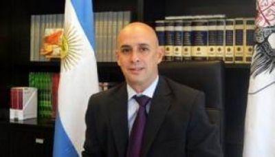 Ocampo va a la Legislatura por la ley de Seguridad Pública