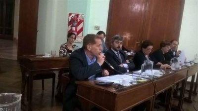 La Comisión Investigadora que pidió Salamanco fue el principal debate de la noche