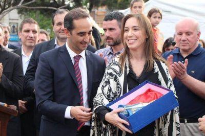 Vidal y Tagliaferro celebraron el 231� Aniversario de Mor�n