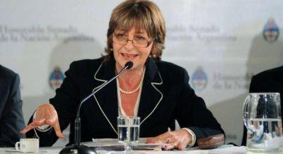 El Gobierno acuerda con Massa la ley para echar a Gils Carbó