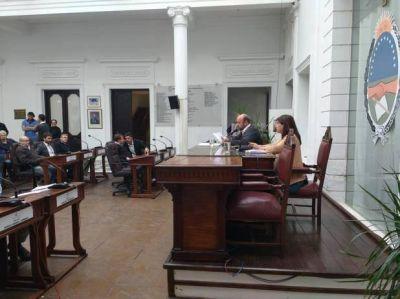 La polémica se coló en la sesión especial: Los concejales ratificaron denuncia por falso llamado