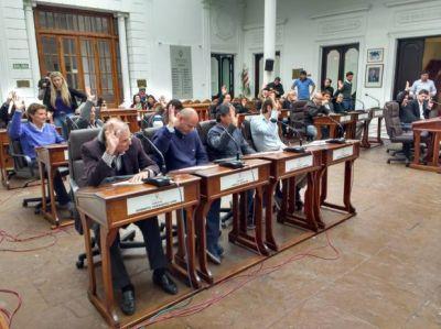 HCD: Aprobaron el pedido de licencia del intendente