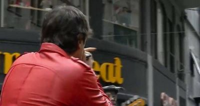 Ciro y Los Persas presentó su nuevo disco con un show en Diagonal Norte y Florida