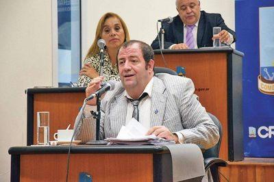 Quieren que el Gobierno provincial financie la obra de la toma del acueducto
