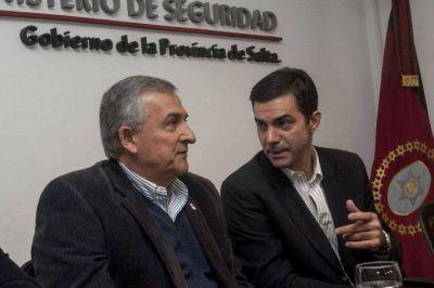 Urtubey niega roces con Morales por una licitaci�n,