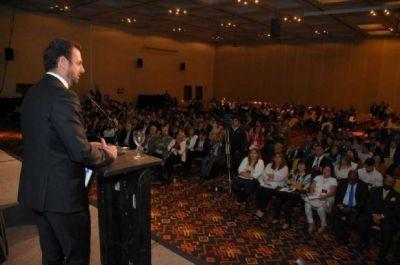 José Urtubey propuso un modelo de desarrollo industrial federal