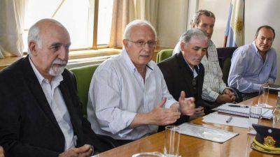 Coordinan acciones para la apertura de las Termas de Copahue