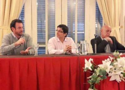¿De campaña? José Urtubey cuestionó el modelo económico del Gobierno nacional
