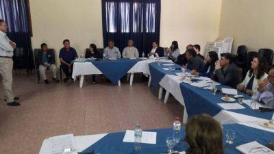 Directivos del INTA piden a legisladores defender la institución