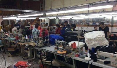 Ciudad: AFIP releva tres talleres clandestinos