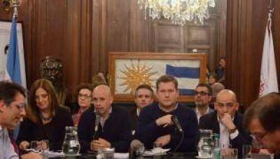 """Ocampo: """"Esta ley es un instrumento histórico"""""""