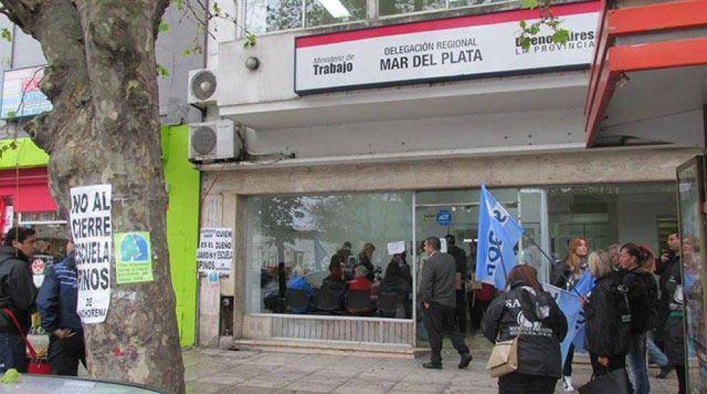 Nuevo conflicto en Pinos de Anchorena: SADOP pidió reunirse con Arroyo