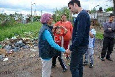 """Mosca: """"Magario es una okupa de la FAM"""""""