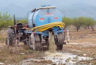 Denuncian a la Muni de Quijano por contaminar el rio: el intendente lo minimizó