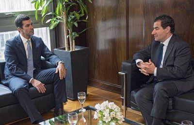 El gobernador Urtubey se reuni� con el director ejecutivo del PAMI