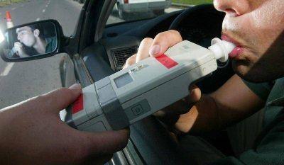 Ciudad: Hay once casos por día de alcohol al volante