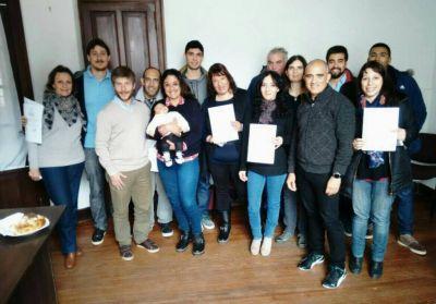 Termina la primera etapa de la �Escuela de Gobierno de Mar del Plata�